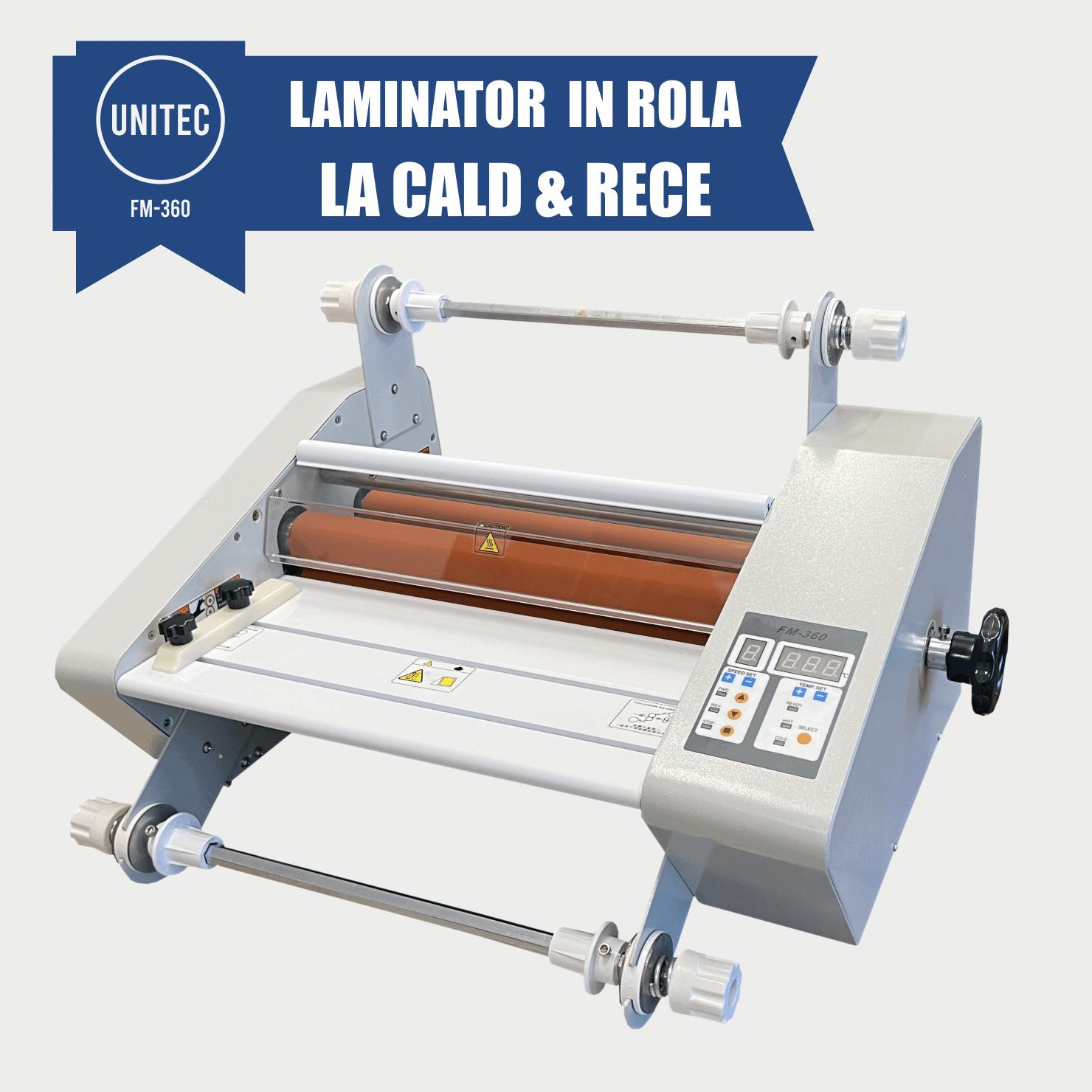 laminator unitec fm360