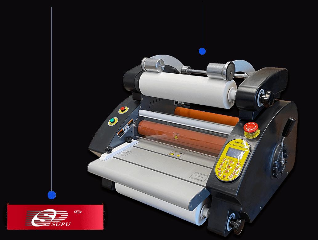 laminator in rola supu dsg-380
