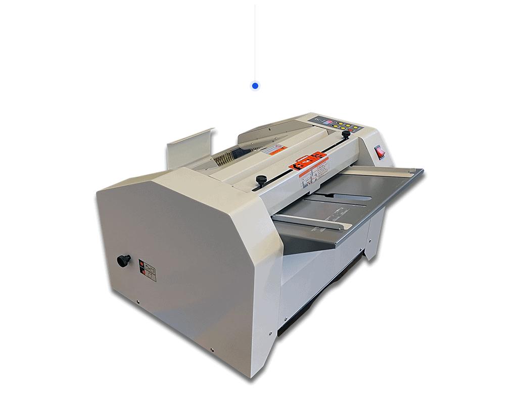 automatic magazine making machine