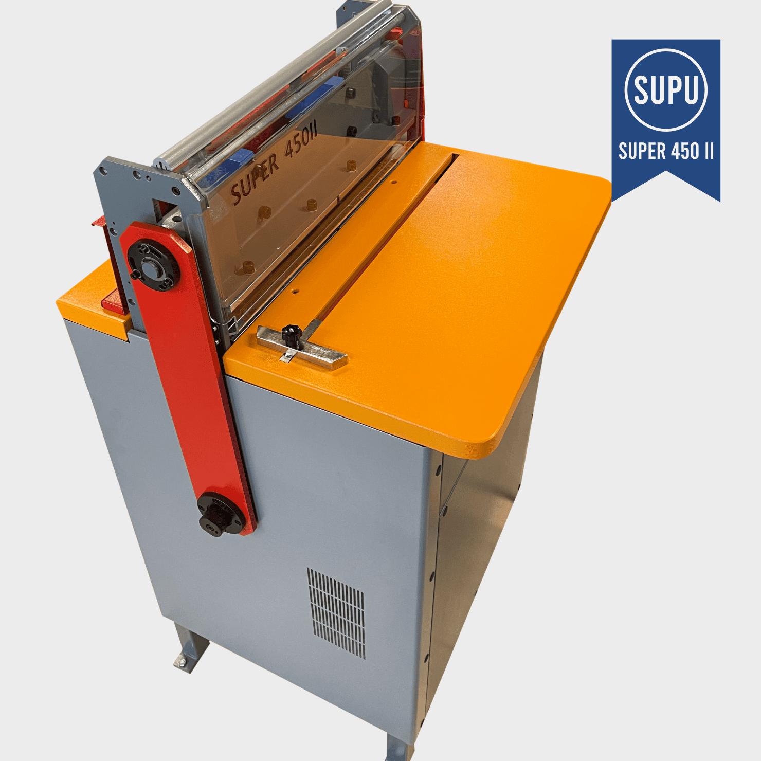 masina de perforat automata super450 II