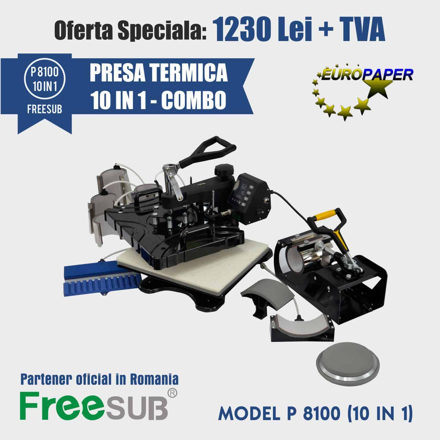 FREESUB P8100 COMBO
