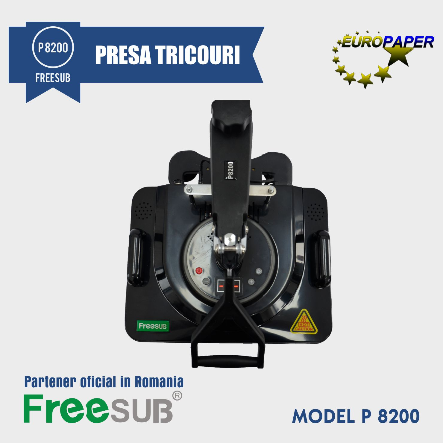 freesub p 8200 presa transfer