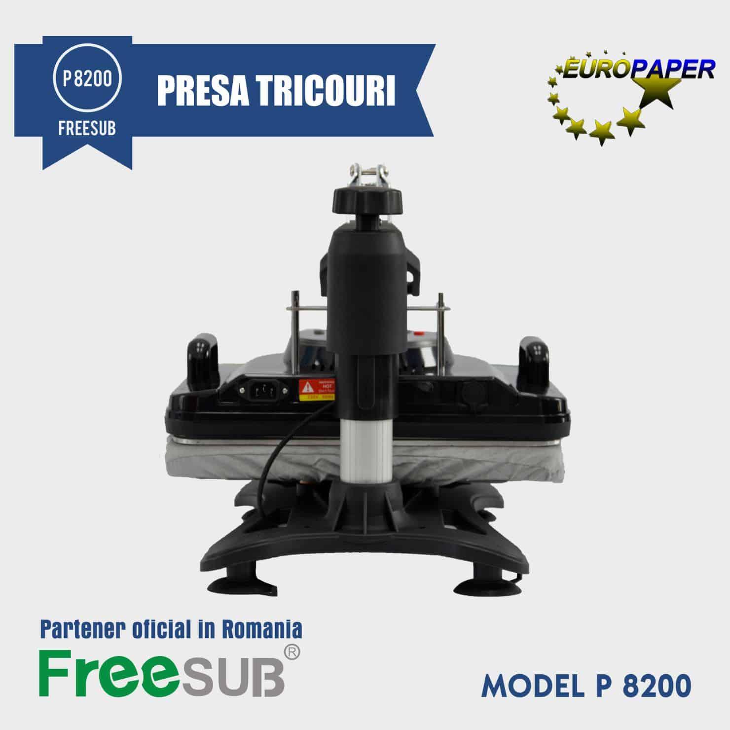 p 8200 freesub tricouri
