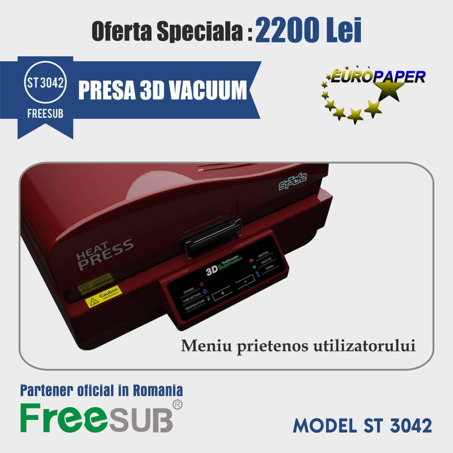 PRESA 3D