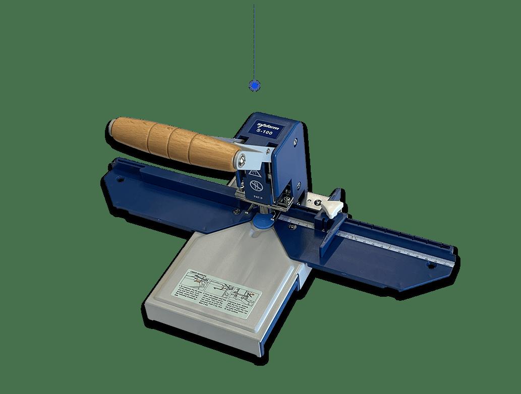 masina de perforat gaura agatatoare calendare