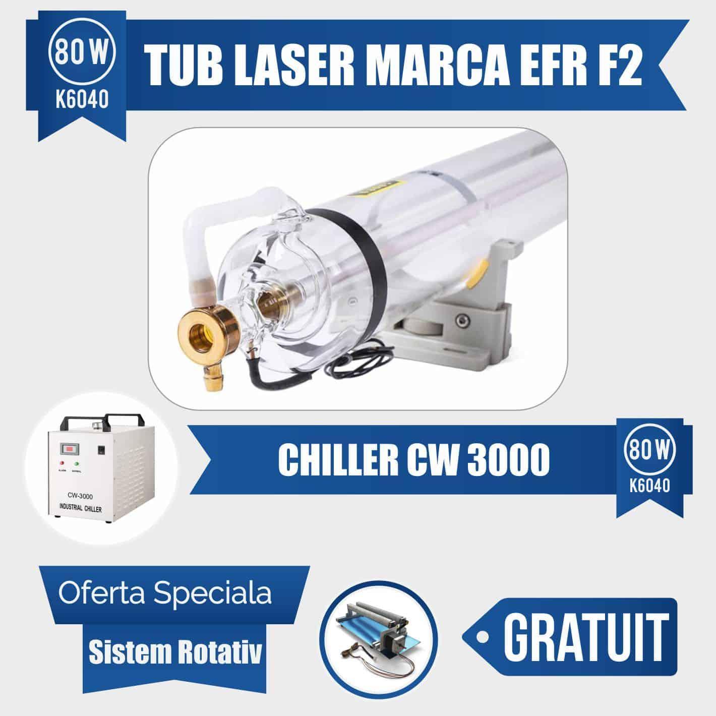 tub laser efr f2 k6040